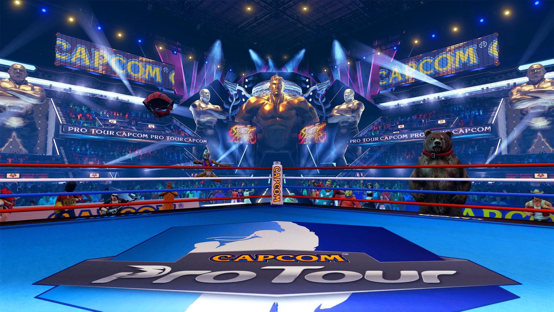 Трейлер нового DLC Street Fighter 5